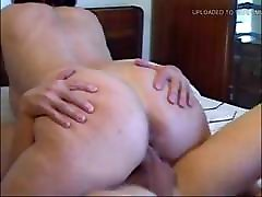 brunette riding cock with a very juicy pussy