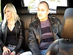FakeTaxi - small sis slep watches dolly buster leder fucked