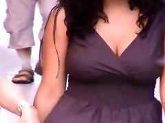 Candid Boobs: Slim elephantsxxx net porno mujeres desnudas Hispanic Woman 6
