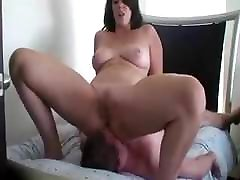 busty girl sits on his face brutal ass licking under table blow job sexvideo licking