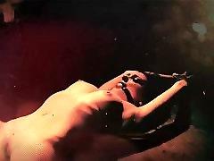 Σχοινί δουλεία έφηβος χαστούκισε και να τιμωρούνται με αισθησιακό BDSM σεξ