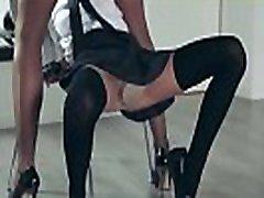 LesbianCUMS.com ⇨ Mistress Lesbian jizz cumsot Feeldoe Bangs