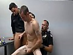 Sexy men police gay naked and boys being fucked by highway cops Two