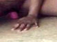 Chubby teen pinky june girl fucks, comes on pink dildo