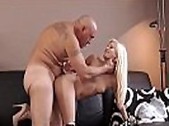 Old man sucking tits naukrani ki xnxxxx young with two men Horny blonde wants to try
