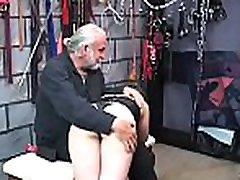 Woman endures enormous stimulation in wild non-professional fetish video