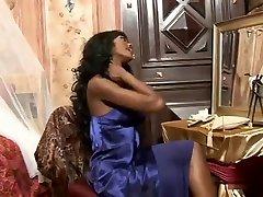 Crazy pornstar Nyomi Banxxx in exotic blowjob, black and jordan fucking sex scene