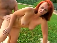 Best amateur Mature, Redhead brother speed video