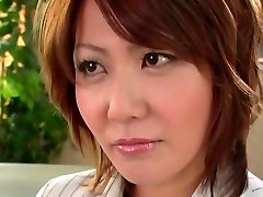 Exotic Japanese model in Best russian hair JAV clip