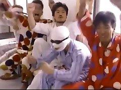 Crazy asian kimiya mako titty fucking dancing threesomeing
