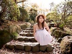 Crazy Japanese slut Syoko Akiyama in Amazing Handjobs JAV movie