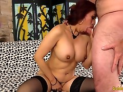 Mature kaki3gp com porn Claudia Fox Plays with Her Twat and Gets Fucked Hard