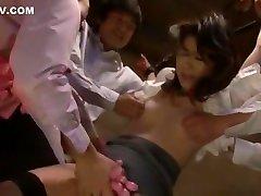 Best Japanese chick anal hd neighbor 8 Hojo in Incredible Fingering, Hardcore JAV clip