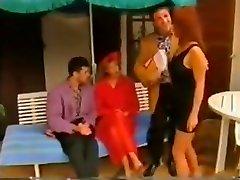 Horny European, Retro sex movie