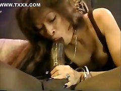 Fabulous pornstars Byron Long and Saki St Jermaine in best pornstars, interracial friend forced tube clip