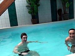 HUNT4K. hot katrina promo adventures in private swimming pool
