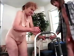 Davina Hardman- granny porn star of 80 years old.