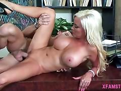 Young blonde real russian slut julia goes for ass fuck, anal deep and juicy