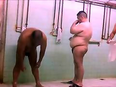 nuogi vyrai sauna 1
