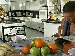 Amazing Small Tits, Cunnilingus porn scene