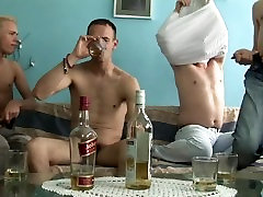 GAY RUSSIAN TWINK ORGY