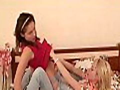 Teen handi sexy films are in the mood to test their new vibrators