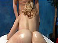 Hot and sexy 18 year old marvelous army girl xxx videos fucked hard from behind by her massage therapist