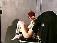 Tit torment xxx porn with woman in need for harsh treatment