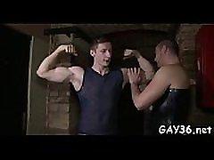 Man sucks penis of his boyfriend and begins bounding on it
