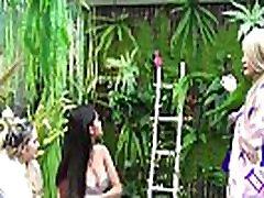 Fetish-Concept.com - 2 Girls with Long Cast Leg visit a flower store Part 2 LCL