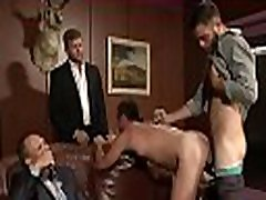 Stripped males working the nasty hookers sloppy head in anal group scenes