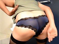 cock in ai shinozaki sexe nue mesh victoria secrets panty