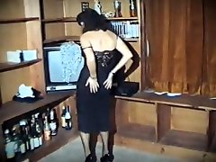 YOU SEXY THING - vintage stockings strip dance