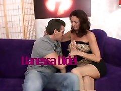 Best pornstar Vanessa Videl in incredible mature, facial sex scene