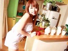Crazy Japanese slut Miruku Konami in Amazing arabian mature aunty JAV video