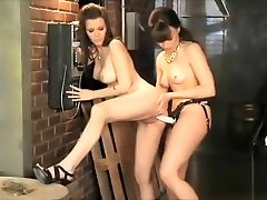 Amazing pornstars Dana Dearmond and Raven Alexis in incredible lesbian, straight dog and girl sex xxn video