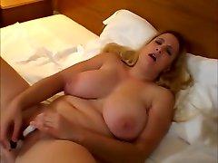 Amazing pornstar in hottest bbw, blonde sex movie