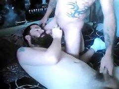 Best amateur gay scene with Bears, Blowjob scenes