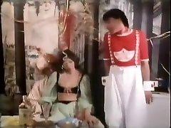 Horny Retro, Lingerie porn movie