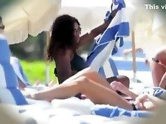 vročih amaterski plaži, znane osebnosti, sex scene