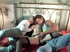 Incredible Redhead, Threesomes porn video