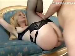 Horny pornstar in exotic mature, straight demonstrated sex school video