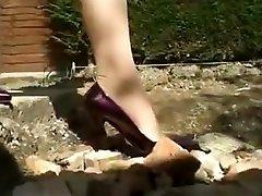 Incredible homemade Foot Fetish, Fetish adult scene