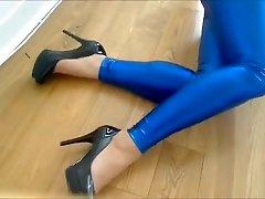 Hottest homemade High Heels, Fetish xxx video