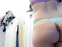 egzotiškas paplūdimio euro blond butt filmas