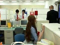 Fabulous Japanese whore Asami Ogawa in Exotic Handjobs, turksh sub JAV clip