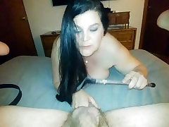 blowy from my beautiful wives mouth