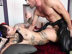 Leigh Raven Gets a Male Cowboy Hooker and Uses his Cock