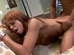 HOT ginger patch GETS MULTIPLE ORGASMS