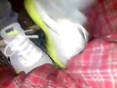 popular nicola Sneaker Ballbusting